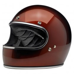 Casque integral Gringo, Bourbon Metallic