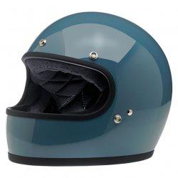 Casque intégral Gringo, Gloss Baja Blue
