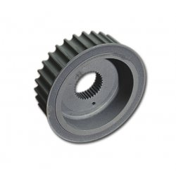 Steel Transmission Pulley 32 Teeth
