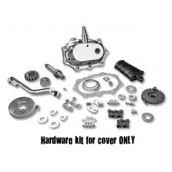 HEAVY DUTY KICK COVER HARDWARE
