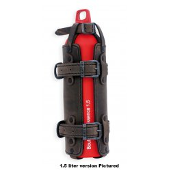 Fuelbottleholder 1 Ltr. Brown, Height 24 cm