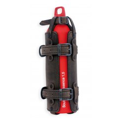 Fuelbottleholder 1,5 Ltr. Brown, Height 28 cm