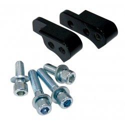 Lowering Kit, 30 an 50mm, Black