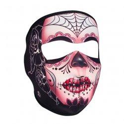 Masque entier, Neoprene, Sugar Skull