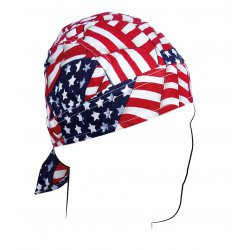 Flydonna & Reg Cotton, Wavy American Flag