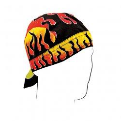 Flydonna & Reg Cotton, Reverse Flames