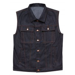 Gilet en Denim By John Doe, Brut,3XL
