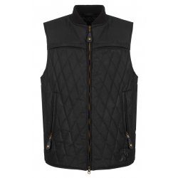 Gilet Lowrider Wax By John Doe,Noir,S