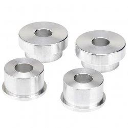 Montage rigide risers 39mm - Aluminum brut