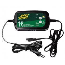 Battery Tender Tender Plus 1.25A Select. 6V/12V Lead Acid/ Lithium