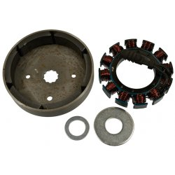 Stator/Rotor Kit Including Spacer, 32 AMP