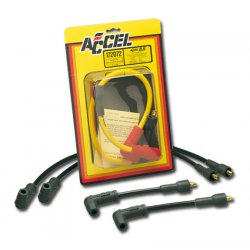 Accel 8.8 mm Custom Wire Set Black, Stainless/Copper Core