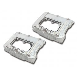 Rocker Box Cover, Clarity, Chrome