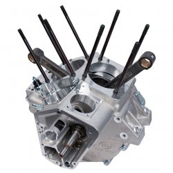 "Short Block,Assembled,3-1/2"" Bore,4-1/4"" Stroke,Carbureted,Natural"