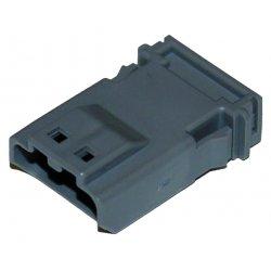 MX-1900 4-Position Pin Housing, Grey