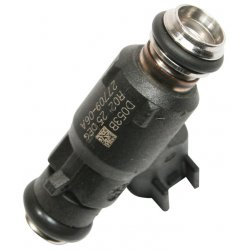 Fuel injector 3.91 g/s, OE Replacement, 25° Angle Cone 6 Spray Holes, EV-6 USCAR Type Connector