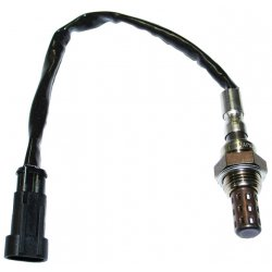 """18mm Oxygen Sensor 16.25"""" Cable Length, 2 Wire"""