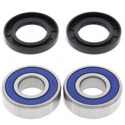 All Balls, Wheel Bearing Seal Kit, Front, Rear