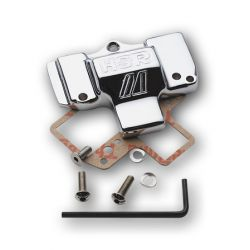 Top Cover, Carburetors Chrome