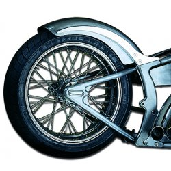 "Diablo Rear Fender 7-1/4"" Wide"