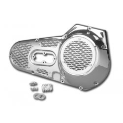 Chrome Belt Drive Outer Primary Cover