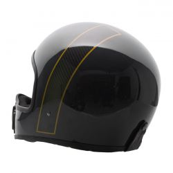 Casque Rough Crafts Revelator solid-black