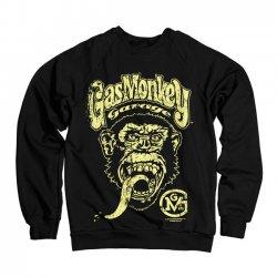 Sweat Shirt Gas Monkey Garage Big Brand Logo