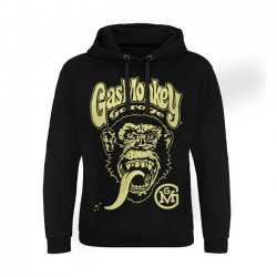 Sweat shirt capuche Gas Monkey Garage Big Brand Logo