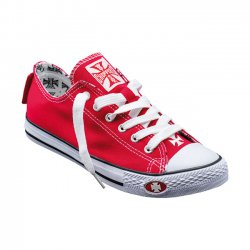 Baskets West Coast Choppers Warrio Low rouge