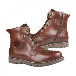 Bottines John Doe Daytona Marron