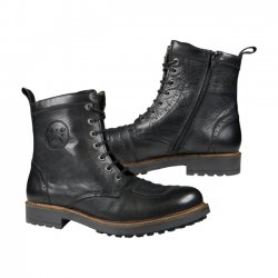Bottines John Doe Falcon Noir