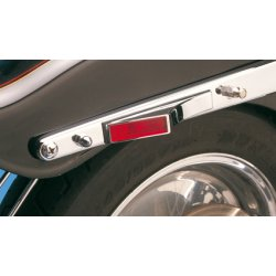 Mirage Red Marker Lights, Twin Bulb