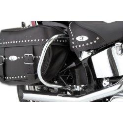DRESSER BAR Chrome Rear FLST/C 86-16 Except FLSTF/N
