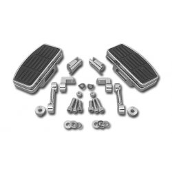 Adjustable Mini Floorboard, rear