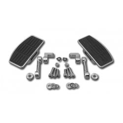 Adjustable Driver Mini Floorboard Kit