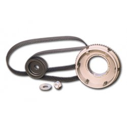 "Primary Belt Drive Kit for Electric Start 1-1/2"" Wide, 8 mm"