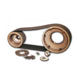 "Primary Belt Drive Kit for Kick Start 2"" Wide, 8 mm"