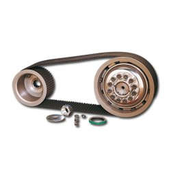 "Primary Belt Drive Kit for Kick Start 3"" Wide, 8 mm"
