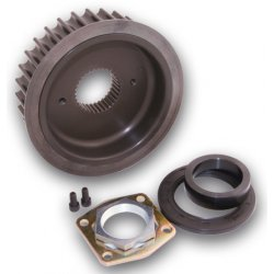FRONT FINAL DRIVE PULLEY 34T