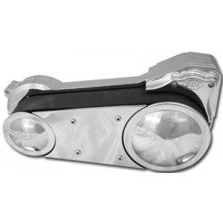 """3"""" Belt Drive Kit with Billet Motor Plates"""