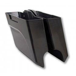 Arlen Ness Angled Bag Right Hand 97-13 FLT