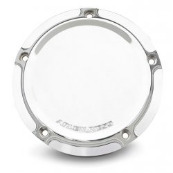 Beveled Derby Cover, Chrome