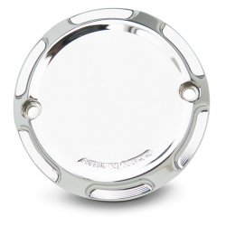 Beveled Point Cover, Chrome