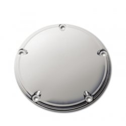 5 Hole Derby Cover Chrome