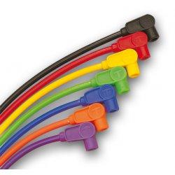 Taylor 8 mm Spark Plug Wires Blue