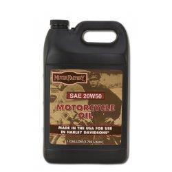 Motor Factory Oil 20W50