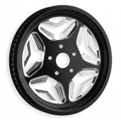 "Pulley, Speed Star 1.125"", 70-Tooth Black"