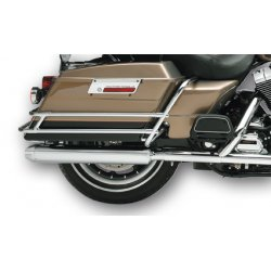 Kerker Slip-On Muffler for Touring